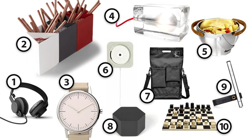 Illustration for article titled Chic Gifts for the Design Junkie