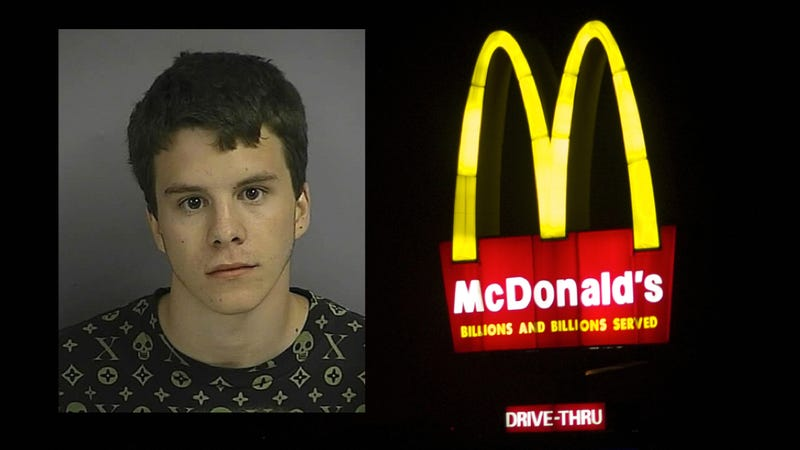 Illustration for article titled Brandishing A Pellet Gun Won't Get You Drive Thru Food At A Closed McDonalds
