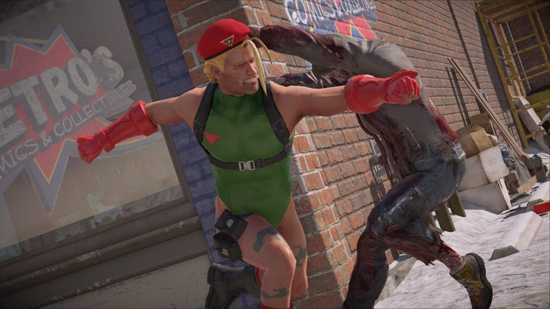 Illustration for article titled Dead Rising 4 Comes To PS4 In December With New Bits