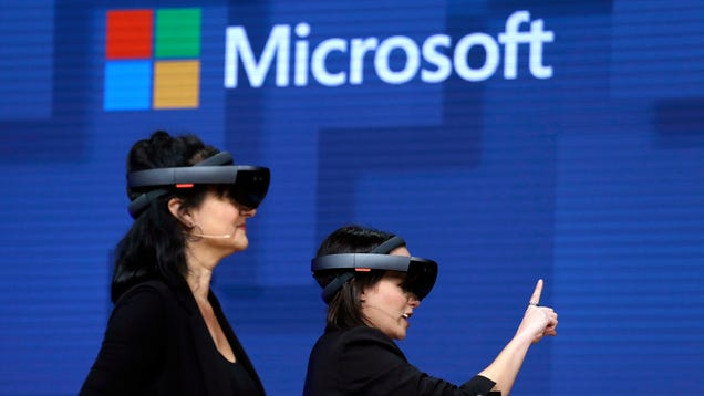 The Army Just Gave a Press Demo of Microsoft s HoloLens 2 Military Prototype