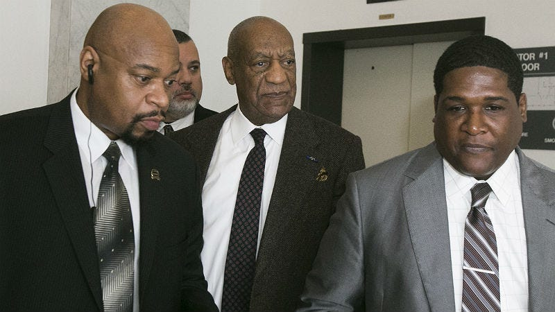 Illustration for article titled Bill Cosby Will Go to Trial on Charges of Sexual Assault