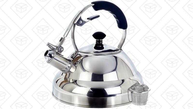 Whistling Teapot | $33 | Amazon