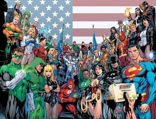 Illustration for article titled DC is moving its entertainment wing to L.A. to focus on film (UPDATE: Wildstorm line getting the ax)