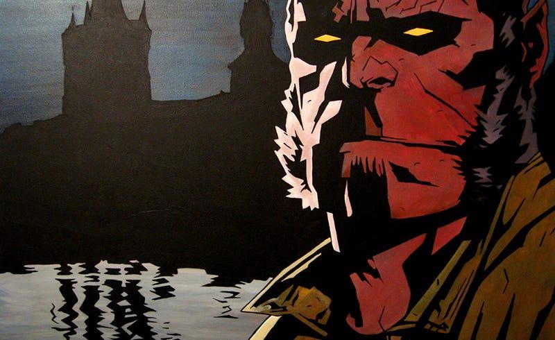 Illustration for article titled Sí habrá nueva película de Hellboy, y será un reboot clasificado R