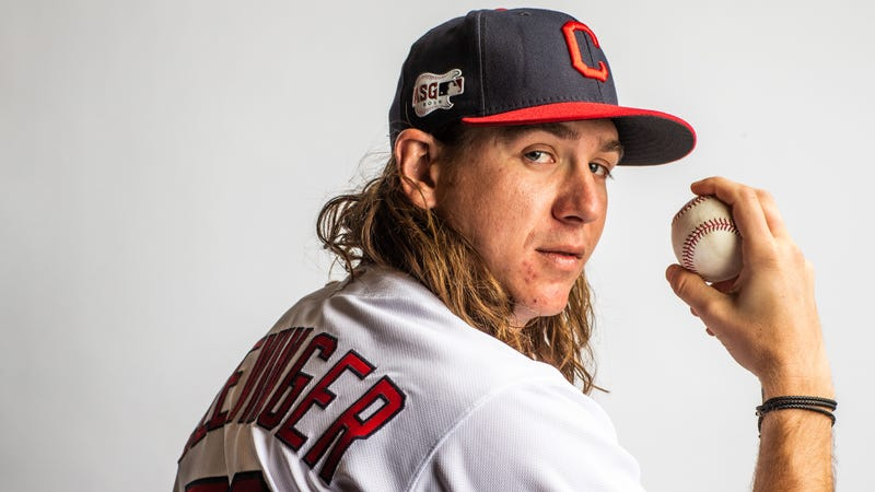 Illustration for article titled Mike Clevinger On His Athleticism: If Dogs Had Thumbs, They'd Be Milking Nipples All Day