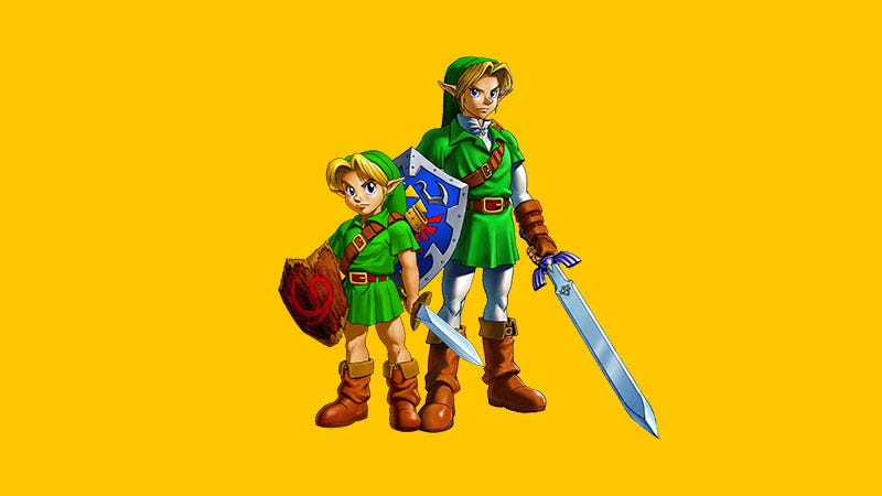 Illustration for article titled Ocarina Of Time IsNow Playable In Co-Op