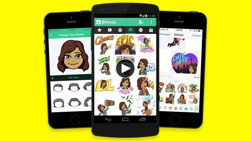 Illustration for article titled Ahora Snapchat tiene emojis personalizables, porque sabe cómo conquistar a sus usuarios