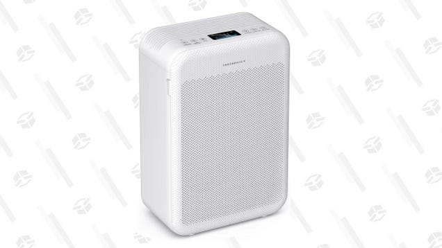 Take $20 off TaoTronics  Air Purifier for a Cleaner and Happier Breathing Environment