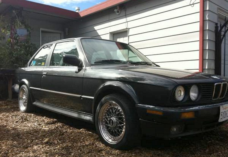 Illustration for article titled For $4,500, This BMW's Seller Is A Wheeler-Dealer
