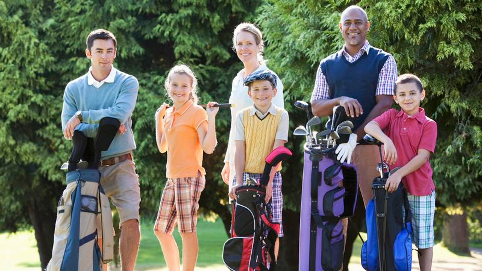 golf pretty sure all those young black kids inspired by
