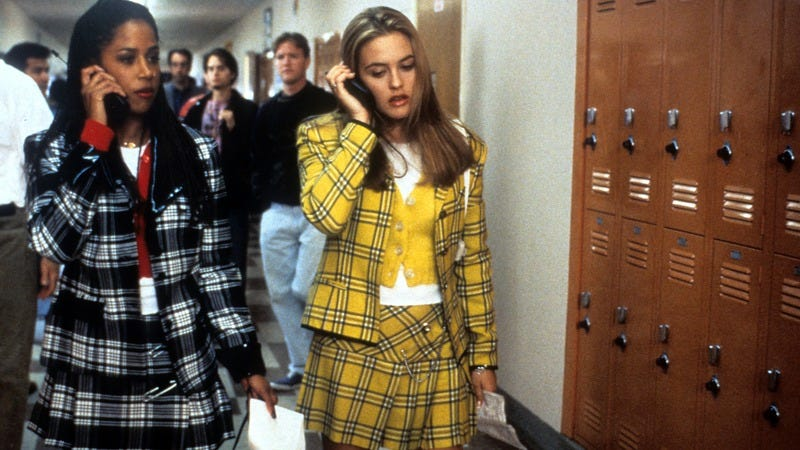 Clueless (Photo: Paramount Pictures/Getty Images)
