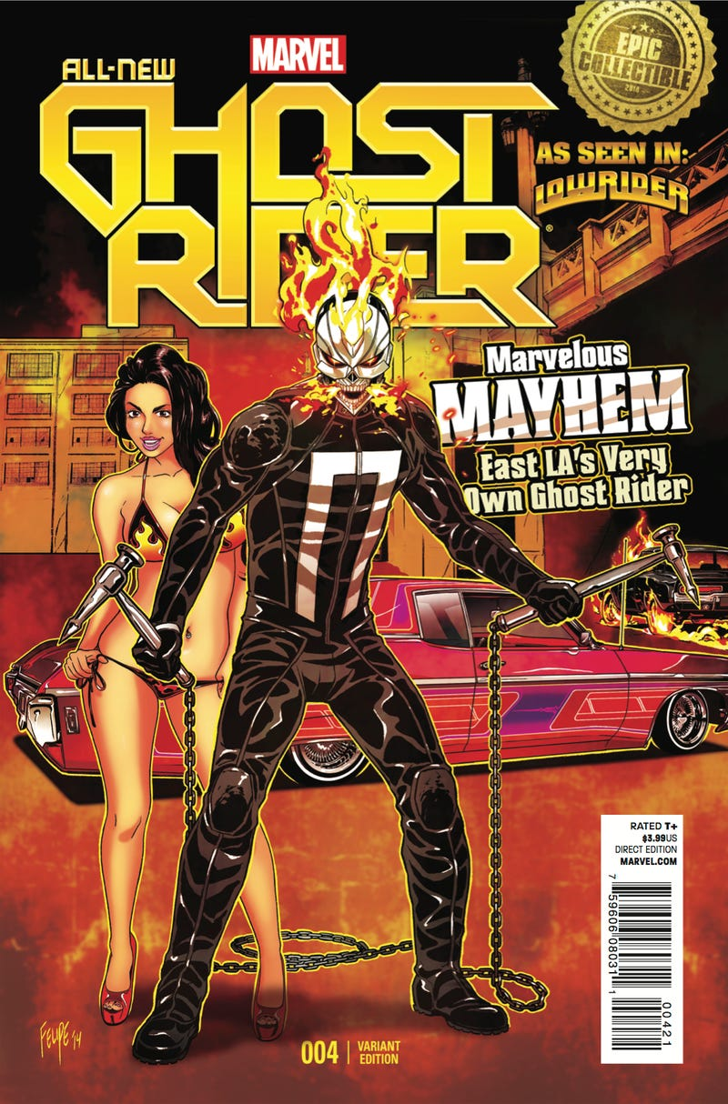 Exclusive Marvel preview: Muscle car carnage continues in