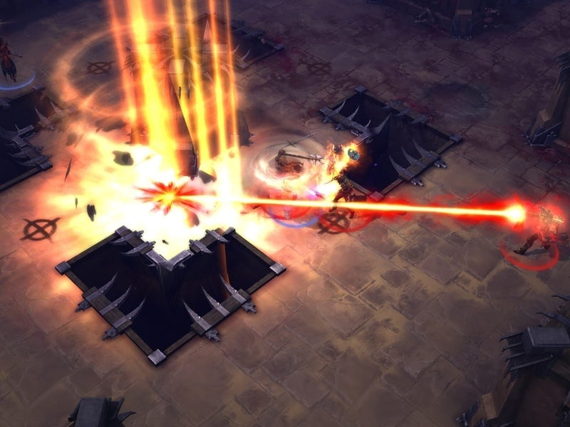 Illustration for article titled Diablo III Arena Battles Will Devour Your Soul