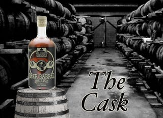 Illustration for article titled The Cask: New Holland Beer Barrel Bourbon