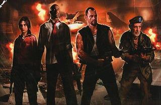 Illustration for article titled First Left 4 Dead 2 Add-on Brings Back Bill, Francis, Zoey & Louis