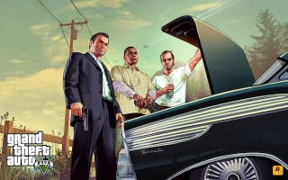 Illustration for article titled The Moneysaver: Grand Theft Auto V With $20 Credit And Other Crazy Pre-orders