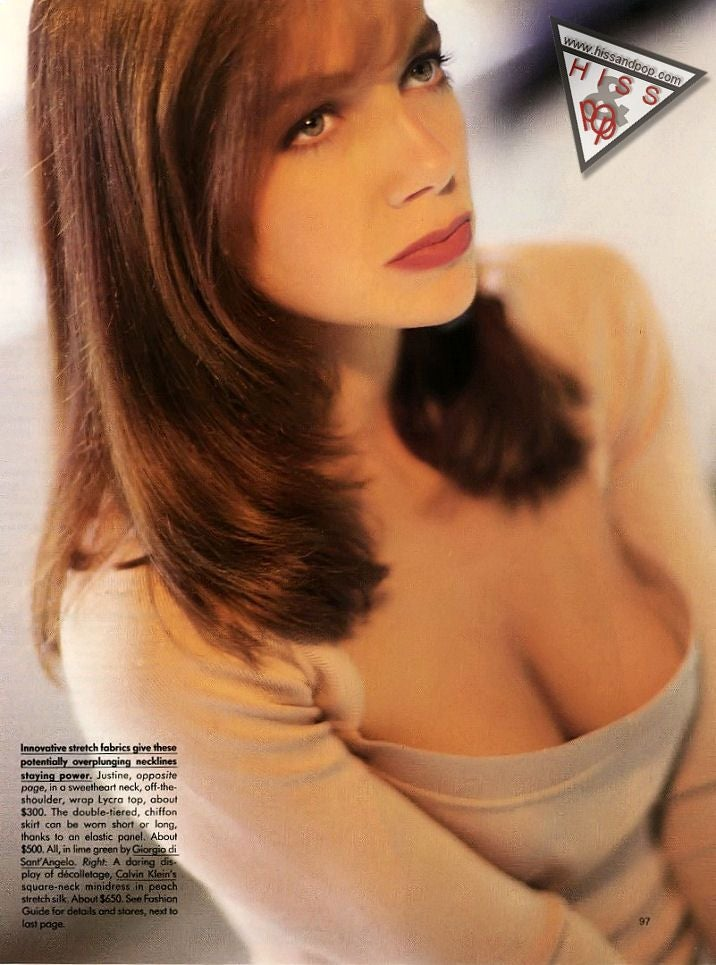 Justine Bateman Was NOT Roman Polanski's Hot Tub Victim
