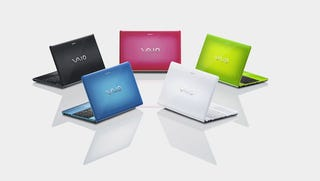 Illustration for article titled Vaio E Series Gallery