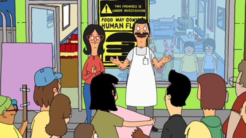 Illustration for article titled Bob's Burgers lives to see a fourth season