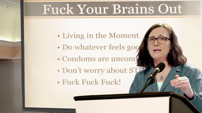 """Educators are acknowledging that """"Fuck Your Brains Out"""" may indeed be """"doing more harm than good."""""""