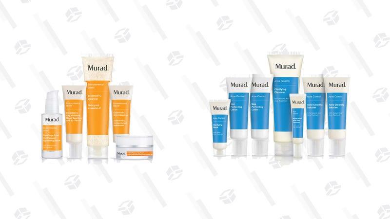 Environmental Shield Value Kit | $72 | MuardAcne Control Value Kit | $40 | Murad