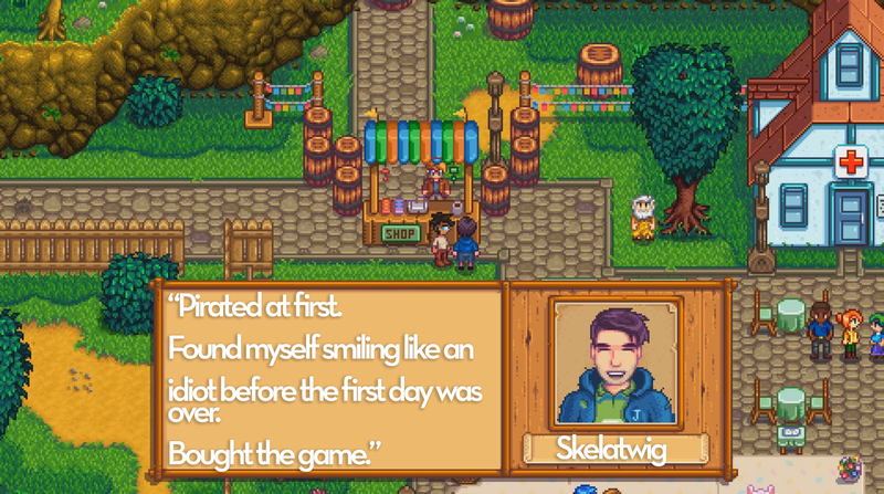Illustration for article titled Stardew Valley, As Told By Steam Reviews