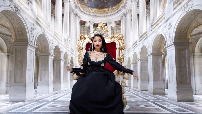 Illustration for article titled Nicki Minaj Unveils Plans to Rule the World