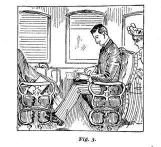 Illustration for article titled A Laptop From 1893