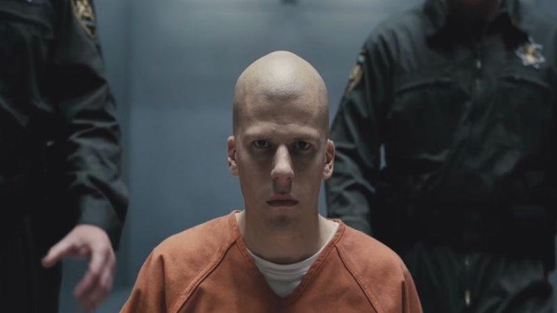Jesse Eisenberg as Lex Luthor in Batman V. Superman: Dawn Of Justice (2016)