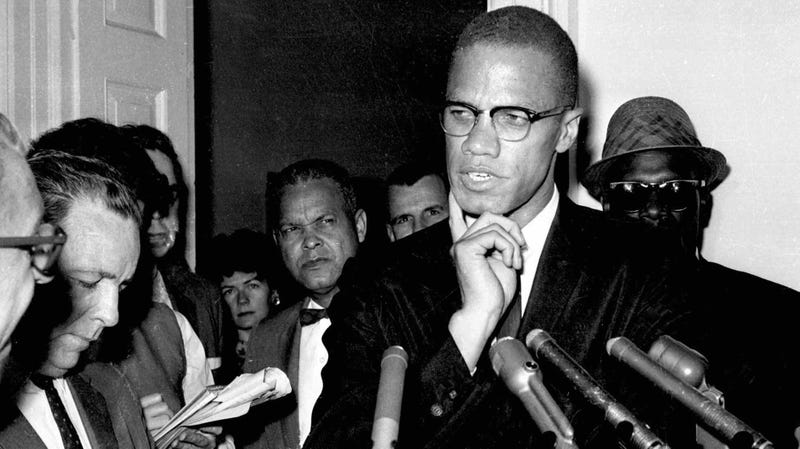 Illustration for article titled Tantalizing Material Cut From Malcolm X's Autobiography Is Coming Up for Auction
