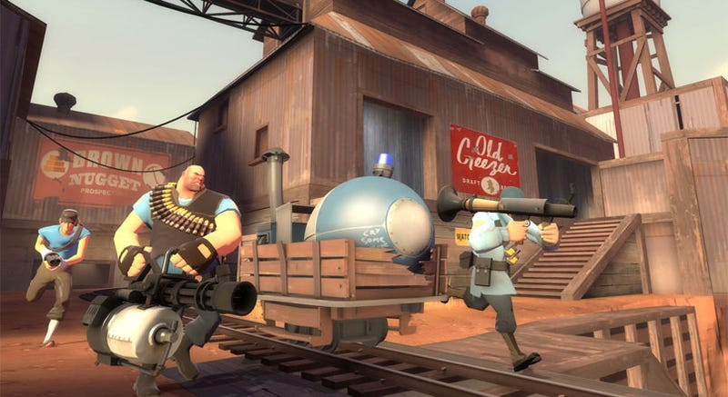 Illustration for article titled Team Fortress 2 Getting One More New Gameplay Mode