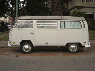 Illustration for article titled 1970 Volkswagen Transporter