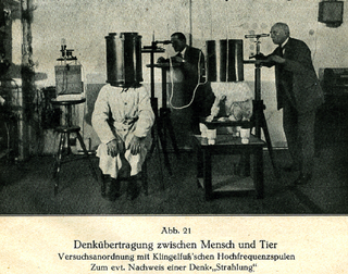 Illustration for article titled An experiment in dog telepathy, circa 1920
