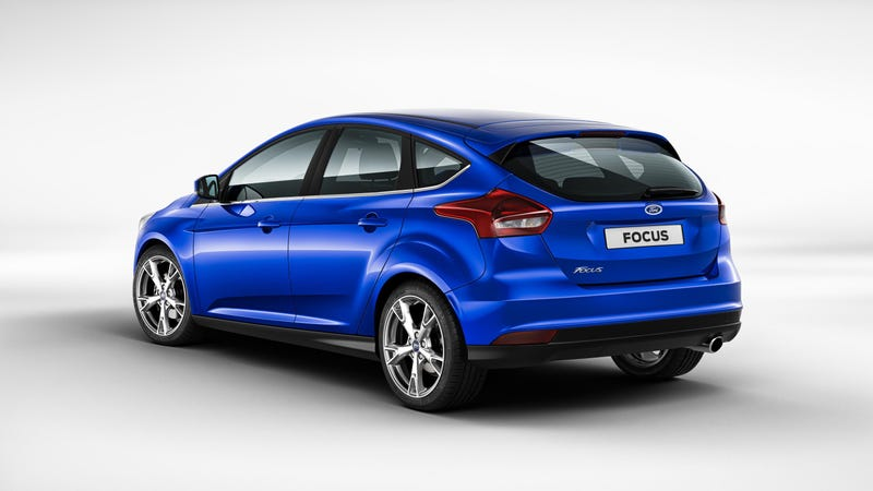 the us is getting the 2015 ford focus with a 1 0 liter ecoboost. Black Bedroom Furniture Sets. Home Design Ideas