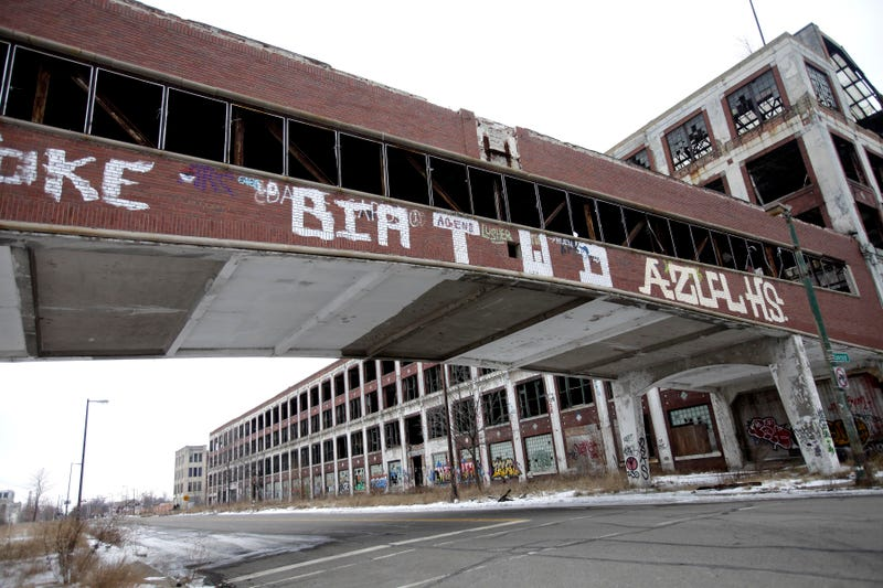 The Cost Of The Packard Plant Is Now Less Than An Actual
