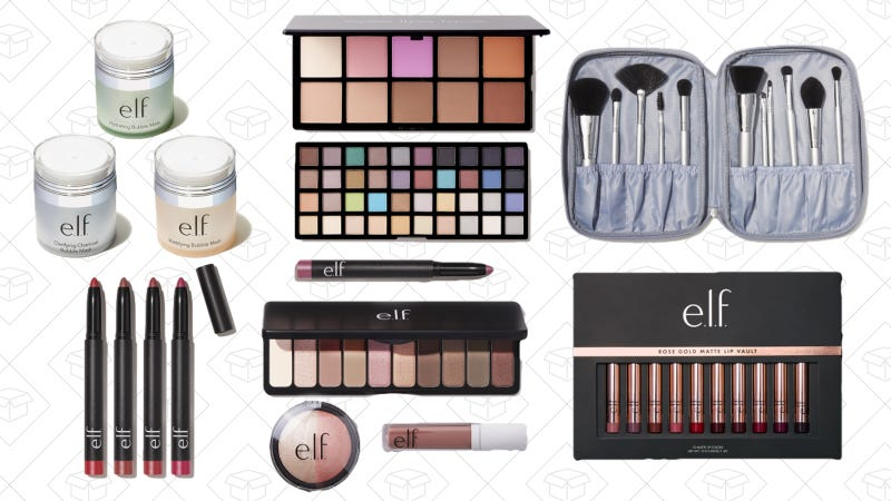 $10 towards future purchases with $30+ order of holiday gift sets | e.l.f. Cosmetics