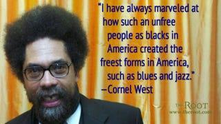 Cornel WestDjamilla Rosa Cochran/Getty Images