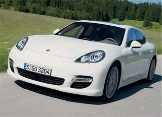 Illustration for article titled Rent A Panamera For The Weekend, If You're In Germany