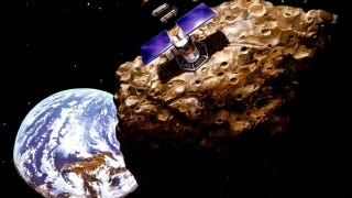 Illustration for article titled It's Official: Planetary Resources Unveils Plans for Asteroid-Mining