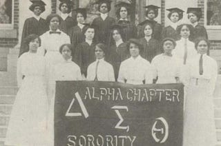 The founders of Delta Sigma ThetaWikimedia Commons
