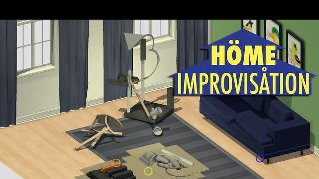Game About Building Ikea