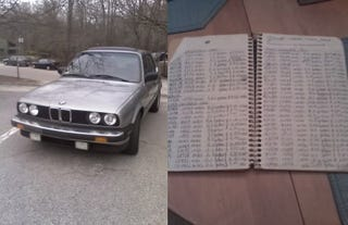 Illustration for article titled Obsessive-Compulsively Documented BMW Sold For $900