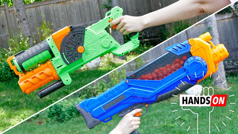 Illustration for article titled The Perfect Nerf Knock-Offs