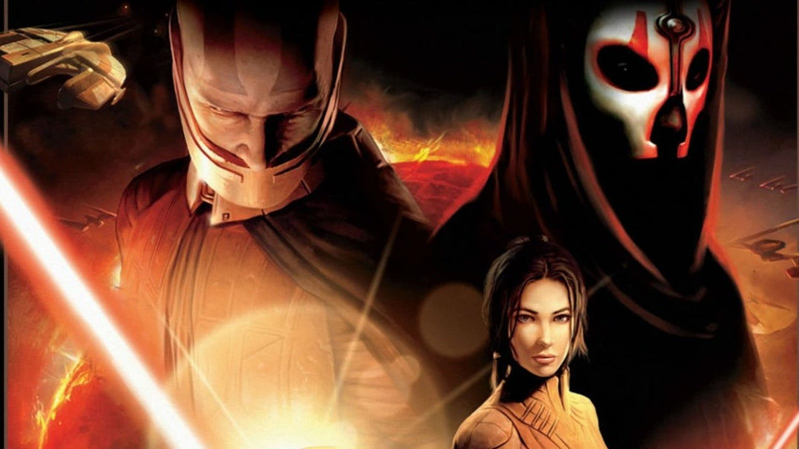 Report: Laeta Kalogridis Is Writing the First Installment in a Star Wars: Knights of the Old Republic Movie Trilogy