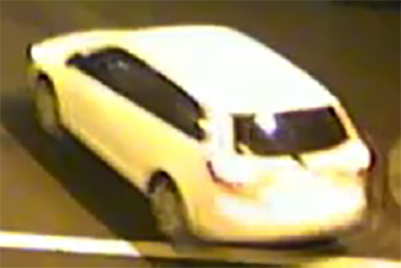 Illustration for article titled Can You Help Bellevue Police Identify This Car?