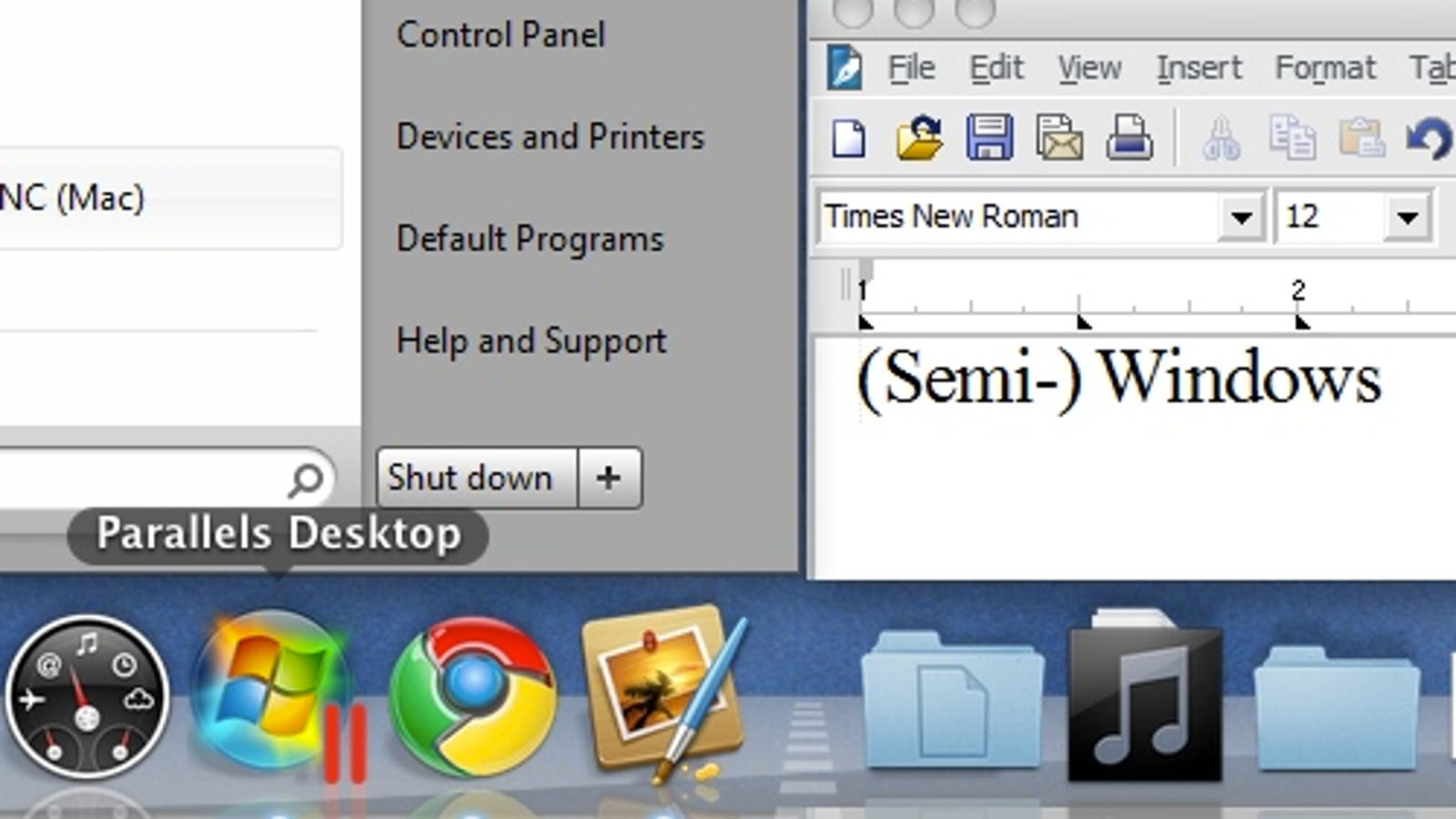 How to Seamlessly Run That One Windows App You Need on a Mac