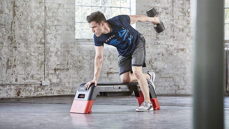 Reebok Professional Deck Workout Bench | $100 | Amazon