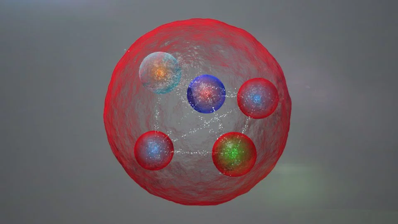 Illustration for article titled What's the Big Deal About the Pentaquark?