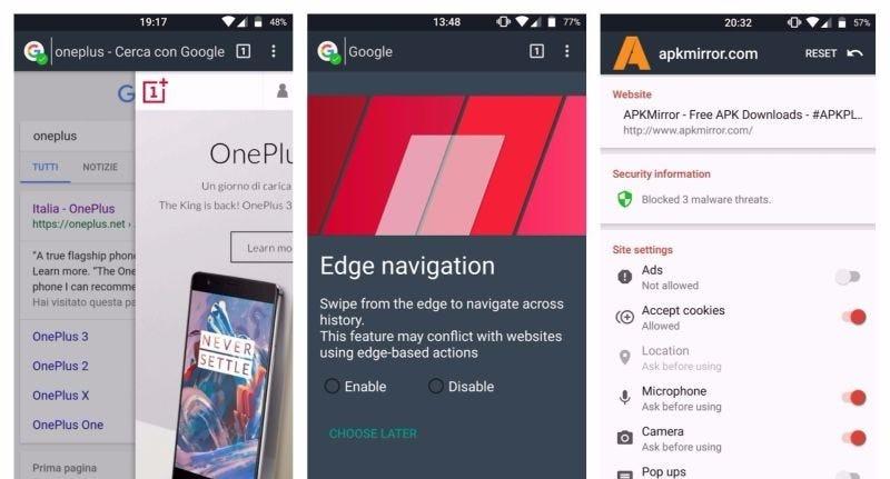 Illustration for article titled Pyrope Browser es la mejor app para Android que puedes probar esta semana