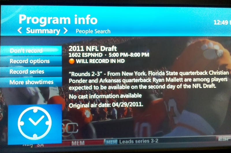 Illustration for article titled Even Your TV Can't Believe How Poorly The Vikings Drafted